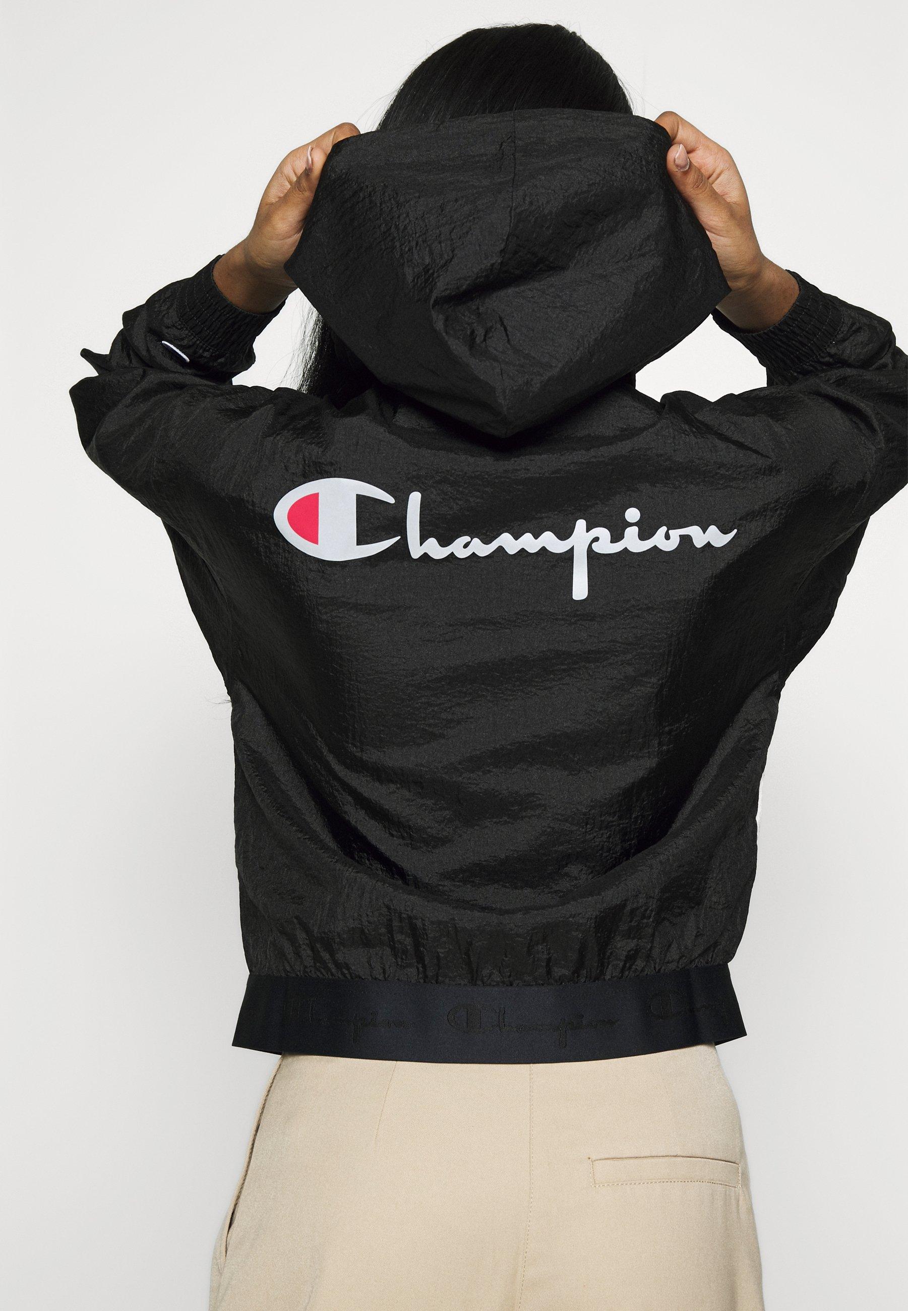 Champion Reverse Weave K WAY JACKET Kurtka sportowa