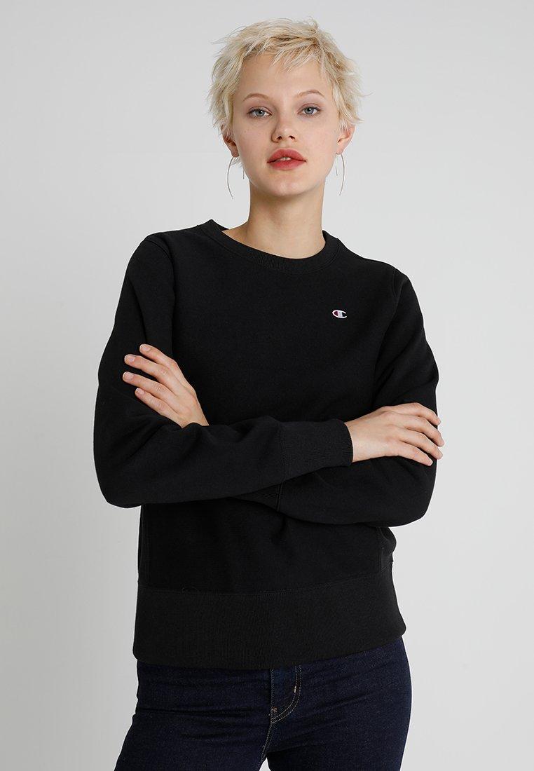 Champion Reverse Weave - CREWNECK - Sweatshirts - black
