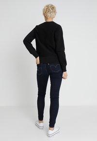 Champion Reverse Weave - CREWNECK - Sweatshirts - black - 2