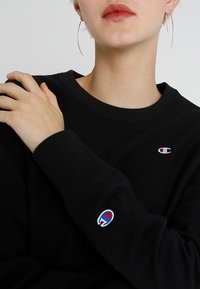 Champion Reverse Weave - CREWNECK - Sweatshirts - black - 4