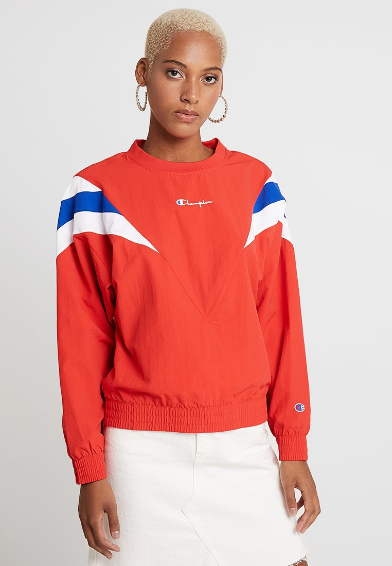 Champion Reverse Weave - CREWNECK - Bluse - red