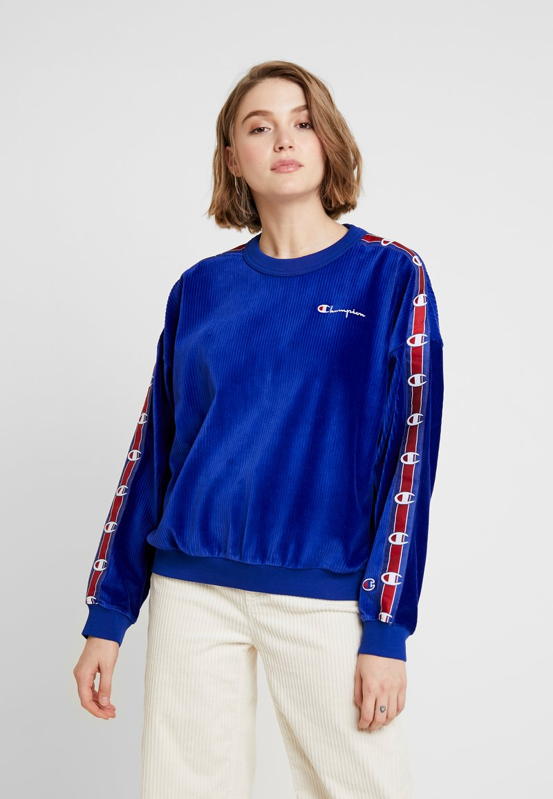 Champion Reverse Weave - CREWNECK - Sweatshirt - blue
