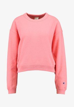 SLEEVE LOGO CREW NECK - Sweater - light pink