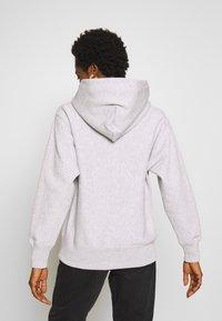 Champion Reverse Weave - HOODED - Hoodie - grey - 2
