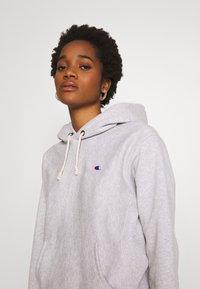 Champion Reverse Weave - HOODED - Hoodie - grey - 3