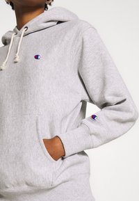 Champion Reverse Weave - HOODED - Hoodie - grey - 6