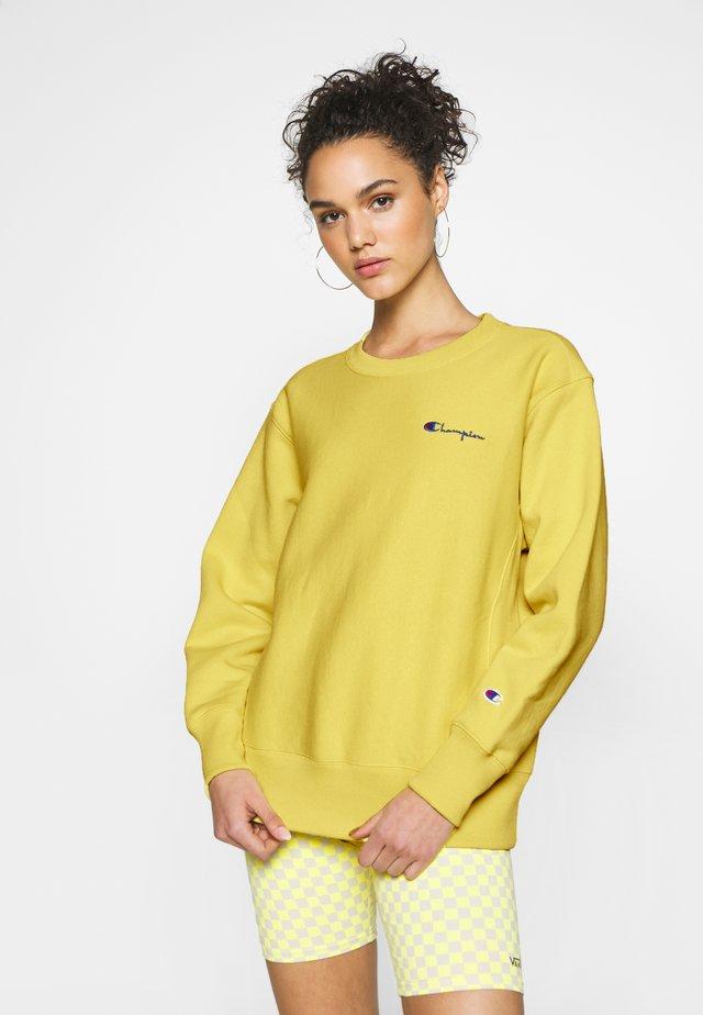 CREWNECK - Sweatshirt - mustard yellow