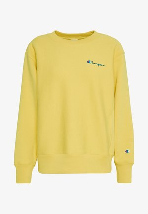 CREWNECK - Sweatshirts - mustard yellow
