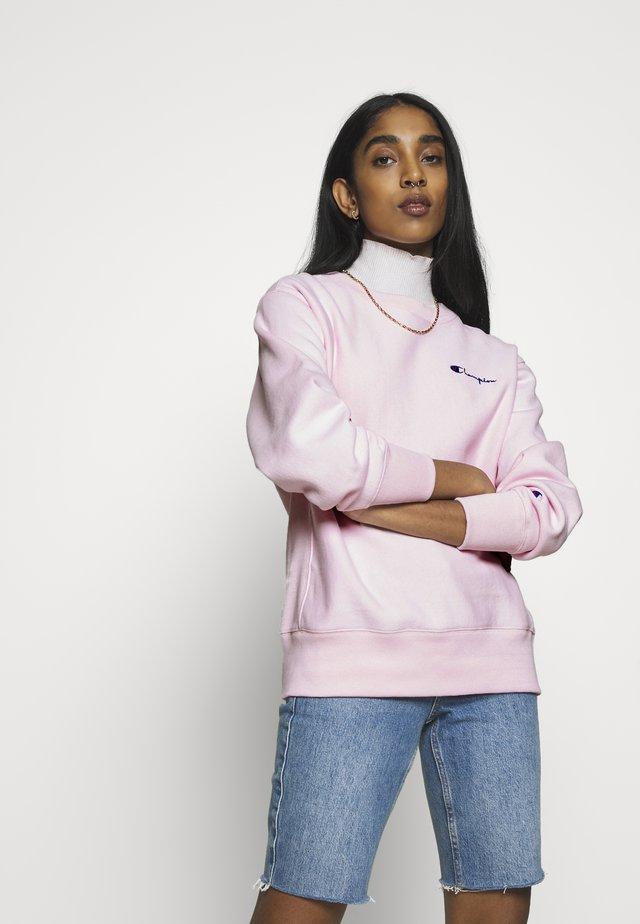 CREWNECK - Sweatshirt - light pink