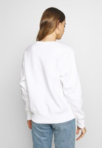 Champion Reverse Weave - CREWNECK - Sweatshirt - white - 2