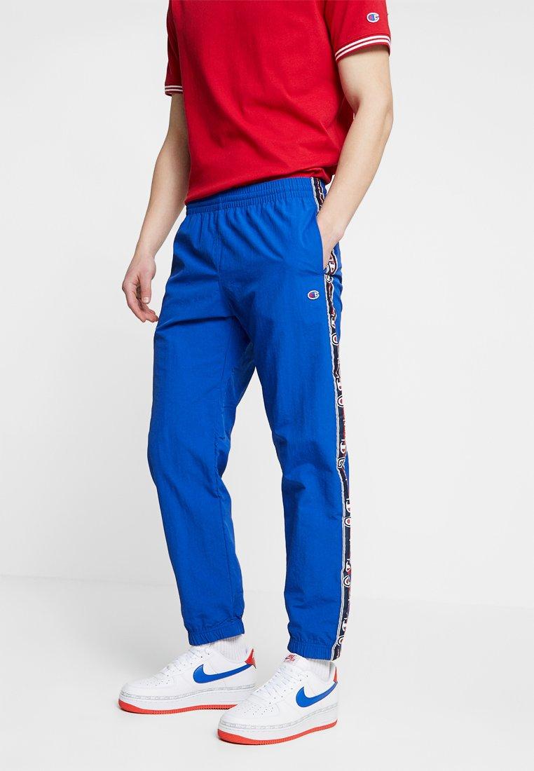 Champion Reverse Weave - ELASTIC CUFF PANTS - Träningsbyxor - blue