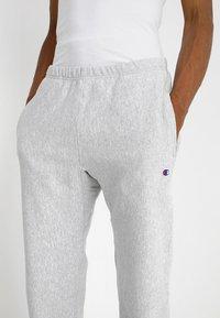 Champion Reverse Weave - PANTS - Spodnie treningowe - grey - 3