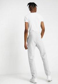 Champion Reverse Weave - PANTS - Spodnie treningowe - grey - 2