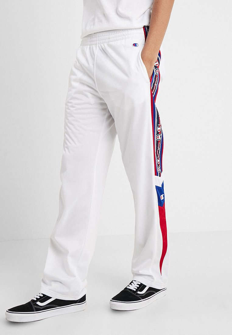 Champion Reverse Weave - PANTS - Jogginghose - white