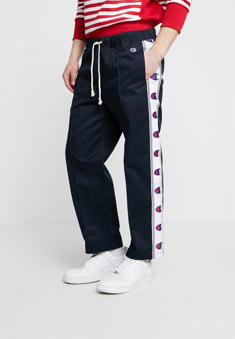 Champion Reverse Weave - PANTS - Tracksuit bottoms - dark blue