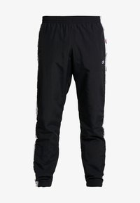 Champion Reverse Weave - ELASTIC CUFF PANTS - Tracksuit bottoms - black - 3