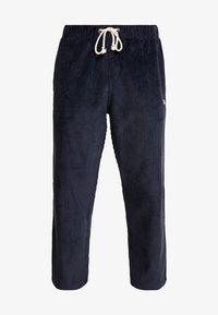 Champion Reverse Weave - STRAIGHT HEM PANTS CORD - Bukse - dark blue - 3