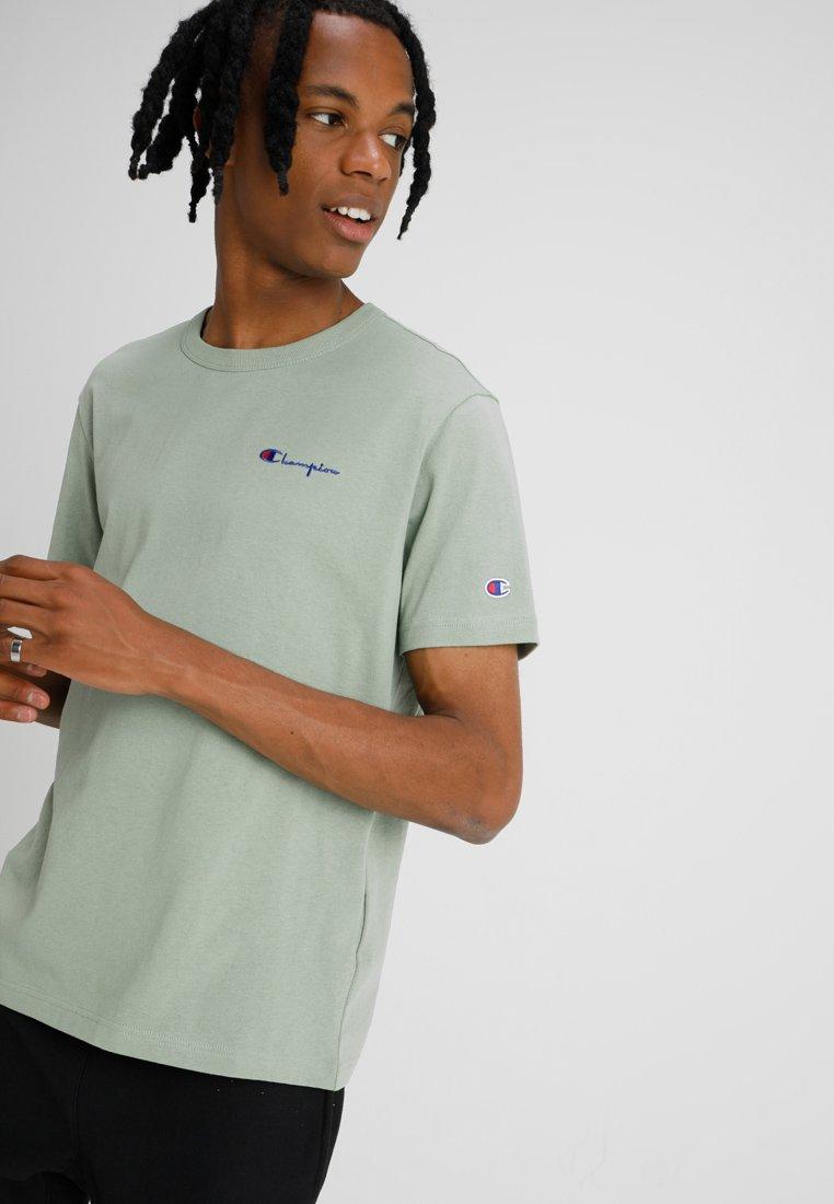 Champion Reverse Weave - CLASSIC APPLIQUE TEE - Camiseta básica - geb