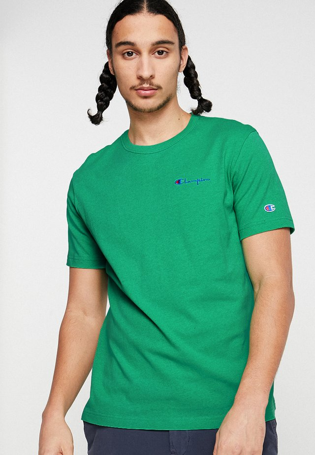CLASSIC APPLIQUE TEE - Basic T-shirt - mint