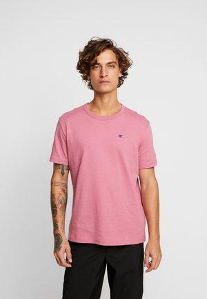 SLEEVE RAGLAN TEE - T-shirt imprimé - light pink