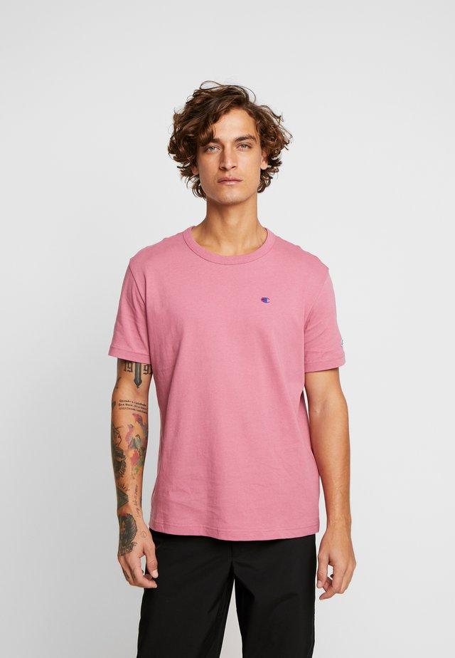SLEEVE RAGLAN TEE - T-shirts med print - light pink