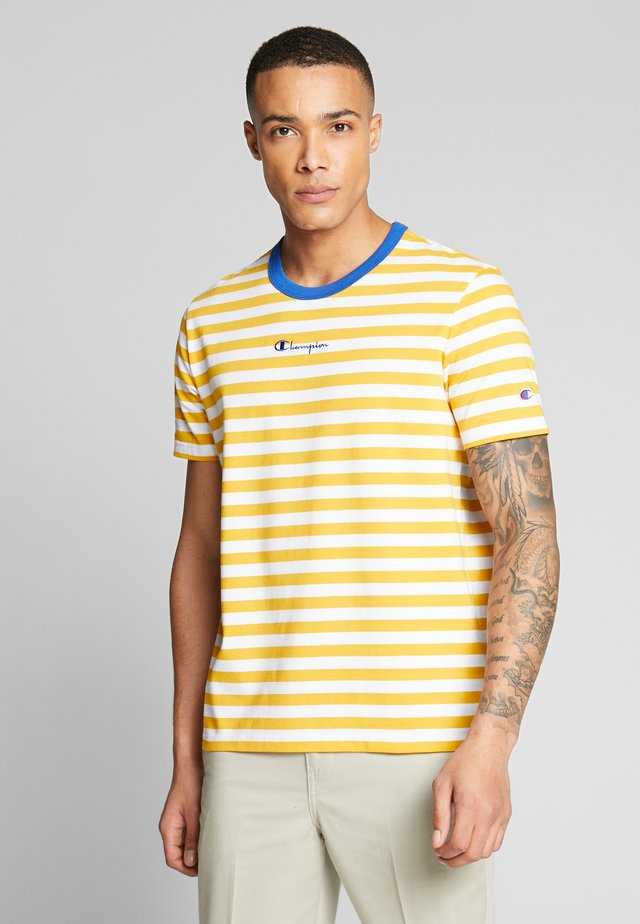 STRIPE EXCLUSIVE - T-Shirt print - yellow