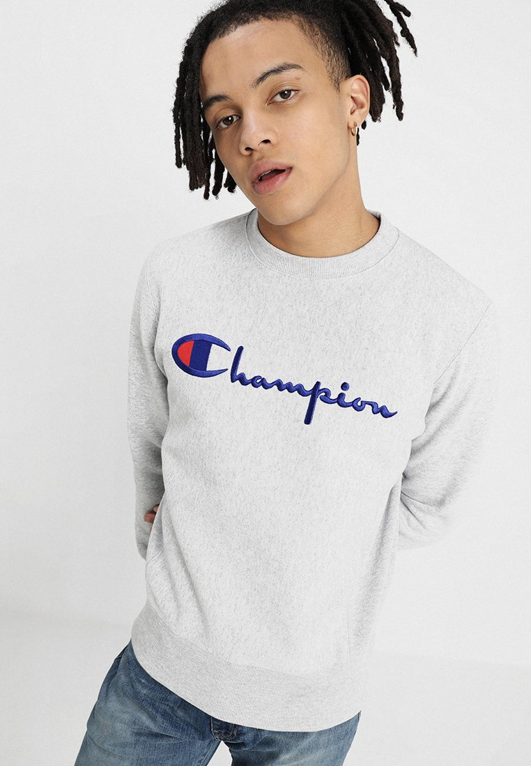 Champion Reverse Weave - WEAVE BRUSHED - Sweater - grey