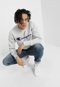 Champion Reverse Weave - WEAVE BRUSHED - Sweater - grey - 1