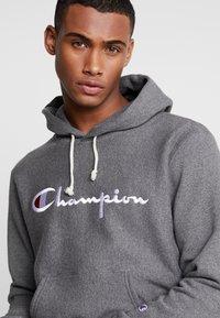 Champion Reverse Weave - HOODED - Huppari - grey - 3