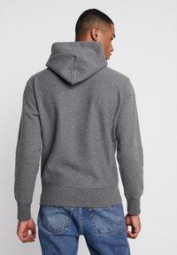 Champion Reverse Weave - HOODED - Huppari - grey - 2