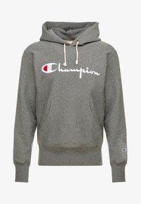 Champion Reverse Weave - HOODED - Huppari - grey - 4