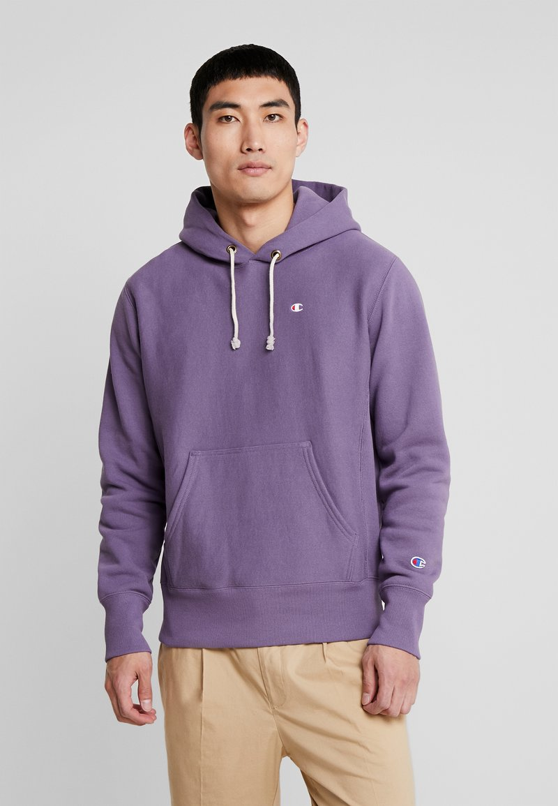 Champion Reverse Weave - HOODED - Jersey con capucha - lilac