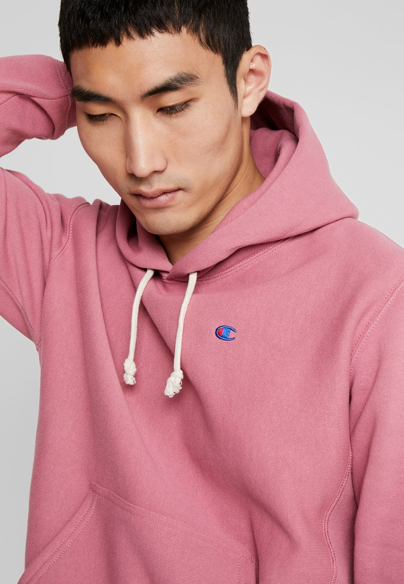Champion Reverse Weave - HOODED - Hoodie - light pink
