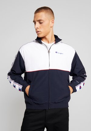 FULL ZIP - Training jacket - dark blue