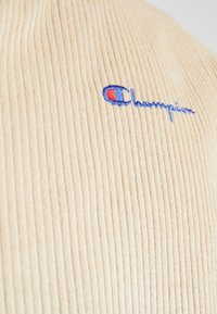 Champion Reverse Weave - CREWNECK CORD - Bluza - beige - 5