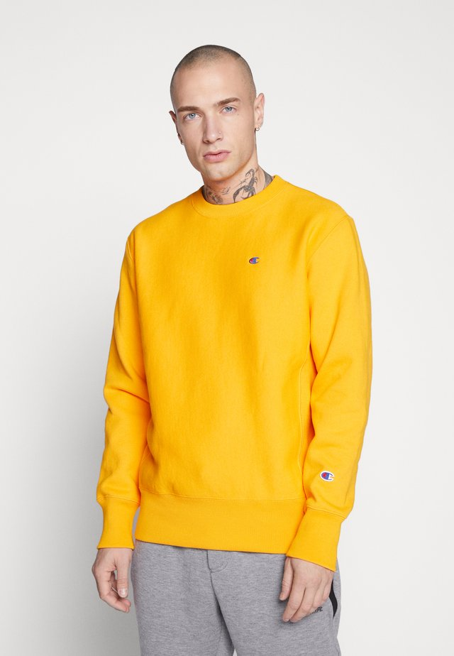 BASICS CREWNECK - Sweatshirt - orange