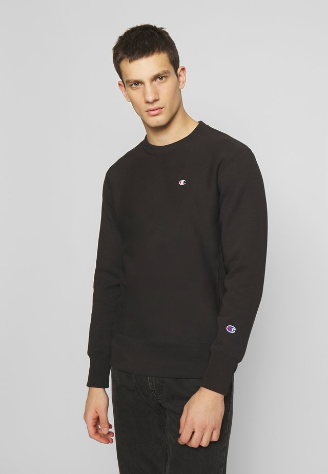 BASICS CREWNECK - Collegepaita - black