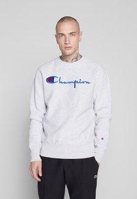 Champion Reverse Weave - CREWNECK - Sweatshirt - light grey - 0
