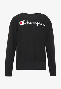 Champion Reverse Weave - CREWNECK  - Collegepaita - black - 3