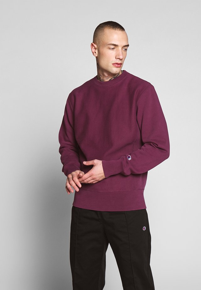 CREWNECK  - Collegepaita - bordeaux