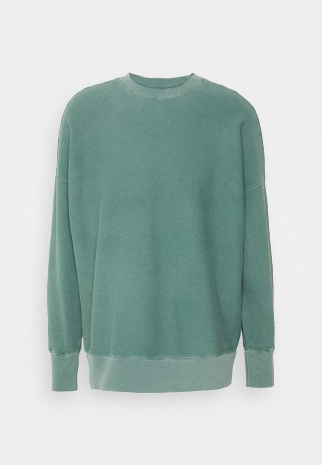 CREWNECK - Bluza - dark green