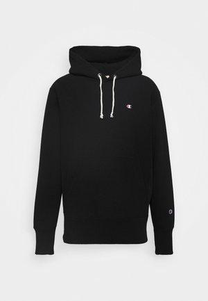 HOODED - Hættetrøjer - black