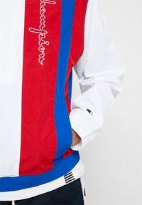 Champion Reverse Weave - PEACHED FEEL CRINKLE - Trainingsvest - blue/white - 3