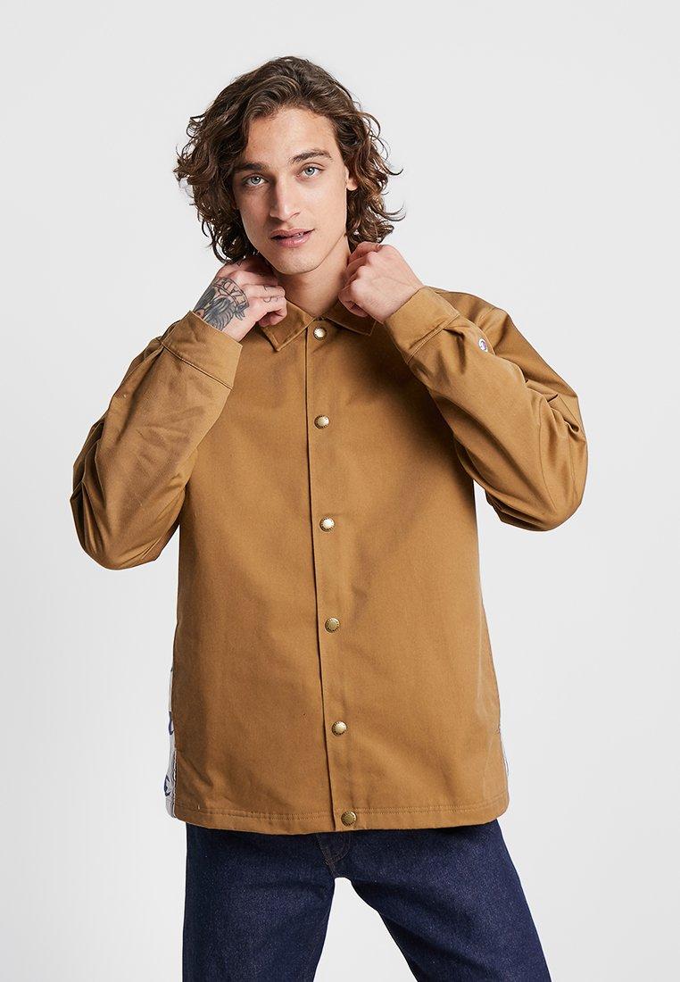 Champion Reverse Weave - COACH JACKET - Summer jacket - brown