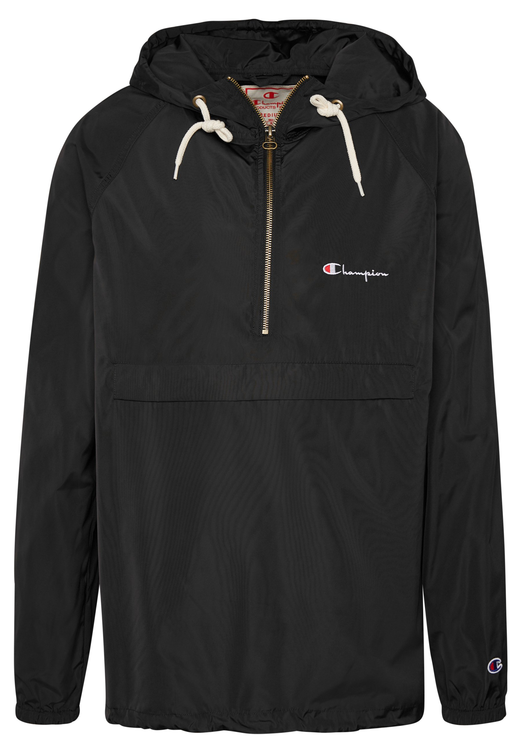 Champion Reverse Weave Coach Jacket - Let Jakke / Sommerjakker Black