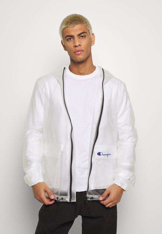 JACKET - Regenjas - transparent