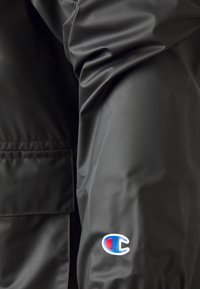 Champion Reverse Weave - JACKET - Regnjakke / vandafvisende jakker - black - 2
