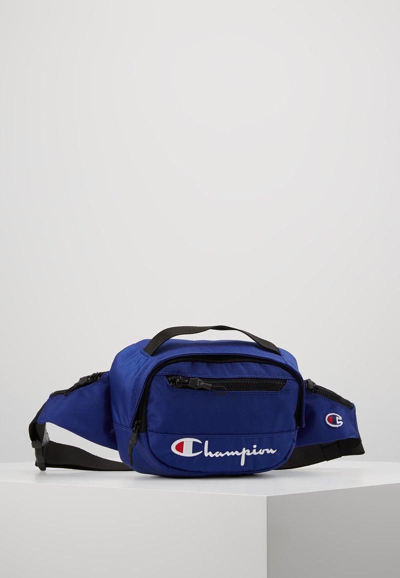 Champion Reverse Weave - BELT BAG - Bältesväska - blue