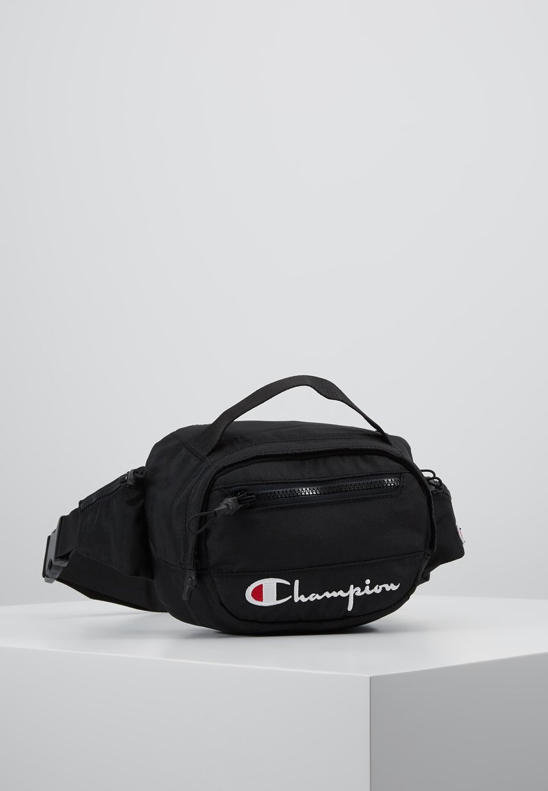 Champion Reverse Weave - BELT BAG - Rumpetaske - black