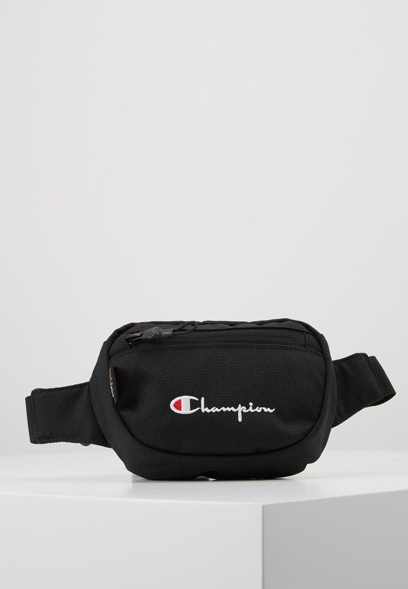 Champion Reverse Weave - BELT BAG - Ledvinka - black